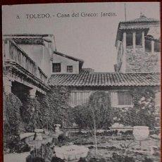 Postales: POSTAL TOLEDO. Lote 20704960