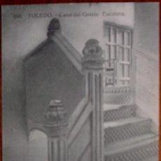Postales: POSTAL TOLEDO. Lote 20769925
