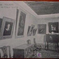 Postales: POSTAL TOLEDO. Lote 20769926