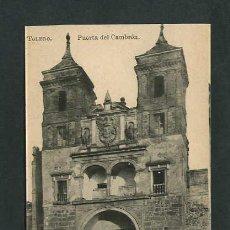 Postales: TOLEDO *PUERTA DEL CAMBRÓN* ED. FOTPIA. J ROIG. NUEVA.. Lote 4900854
