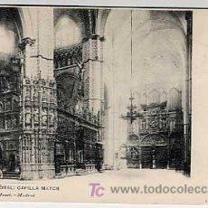 Cartoline: TOLEDO. CATEDRAL. CAPILLA MAYOR. HAUSER Y MENET. ED. ANTES DE 1905. SIN CIRCULAR. Lote 4982068