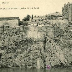 Postais: HAUSER Y MENET Nº 4.- TOLEDO.- SAN JUAN DE LOS REYES Y BAÑO DE LA CAVA. Lote 5319830