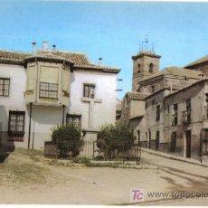 Postales: LOS YEBENES (TOLEDO) CALLE DE CALVO SOTELO. Lote 25713933