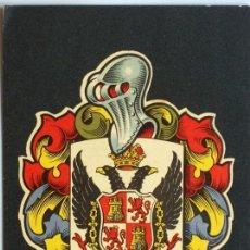 Postales: BLASON DE TOLEDO - BLASONES DE ESPAÑA COLECCION HERÁLDICA - SIN CIRCULAR. Lote 15106287