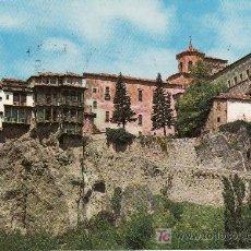Postales: CUENCA. CASAS COLGANTES - CIRCULADA . Lote 22301136