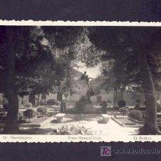 Postales: POSTAL DE GUADALAJARA: PLAZA DEL GENERAL MOLA (ED.ARRIBAS NUM.14). Lote 5919976