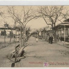 Postales: (PS-2136)POSTAL DE PUERTOLLANO(CIUDAD REAL)-PASEO SAN GREGORIO. Lote 5941338