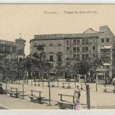 Cartes Postales: (PS-2522)POSTAL DE TOLEDO-PLAZA ZOCODOVER. Lote 6046537