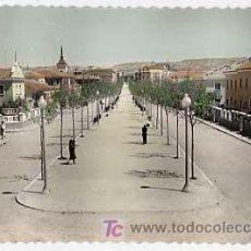 Postales: GUADALAJARA. PASEO DE FERNANDEZ IPARRAGUIRRE. EDICIONES DARVI. ESCRITA. Lote 8300581