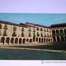 Postales: PLAZA DE ESPAÑA DE SIGÜENZA (GUADALAJARA). AÑO 1969!!! NUEVA!!. Lote 7228752