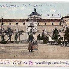 Postales: TOLEDO. HOSPITAL DE AFUERA. PURGER & CO. CIRCULADA. REVERSO SIN DIVIDIR. Lote 9235256
