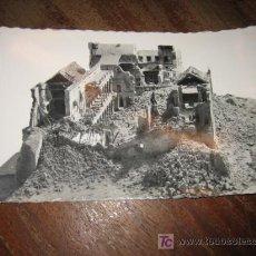 Postales: TOLEDO EL ALCAZAR DESPUES DEL ASEDIO . Lote 7423696