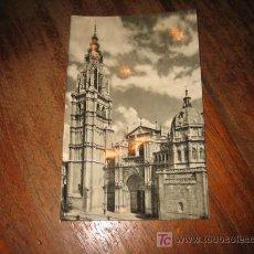 Postales: TOLEDO CATEDRAL. Lote 7429820