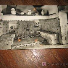 Postales: TOLEDO COCINA DE LA CASA DEL GRECO. Lote 7429837