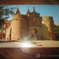 Postales: TOLEDO PUERTA DE BISAGRA. Lote 7459940