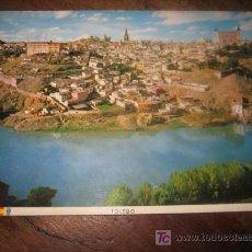 Postales: TOLEDO VISTA GENERAL. Lote 7459961