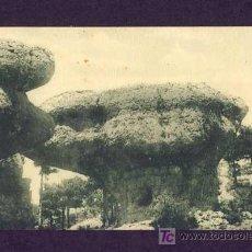 Postales: POSTAL DE CUENCA: CIUDAD ENCANTADA (ED.AHE). Lote 7475839