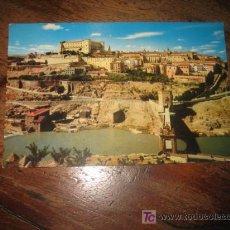 Postales: TOLEDO VISTA GENERAL Y PUERTA DE ALCANTARA . Lote 7477566