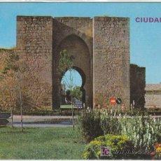 Postales: POSTAL DE CIUDAD REAL Nº606, PUERTA DE TOLEDO. Lote 7498313