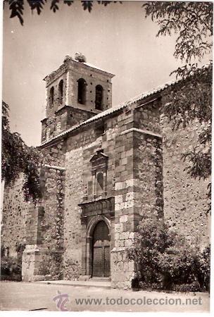 POSTAL ARGAMASILLA DE CALATRAVA PARROQUIA ( CIUDAD REAL) (Postales - España - Castilla la Mancha Moderna (desde 1940))