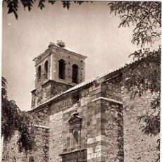 Postales: POSTAL ARGAMASILLA DE CALATRAVA PARROQUIA ( CIUDAD REAL) . Lote 8243556