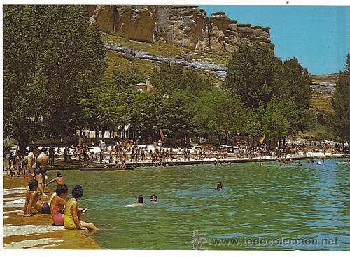 Cuenca playa del r o j car comprar postales de for Piscinas naturales de cuenca