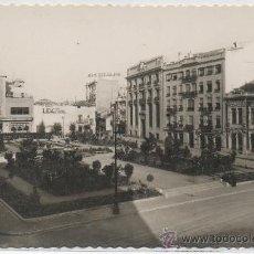 Postales: POSTAL DE ALBACETE PLAZA DEL CAUDILLO. Lote 14439213