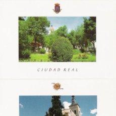 Postales: POSTALES DE CIUDAD REAL. Lote 8632207