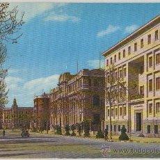 Postales: POSTAL DE ALBACETE AVENIDA DE RODRÍGUEZ ACOSTA. Lote 14465586