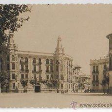 Postales: POSTAL DE ALBACETE PLAZA DE GABRIEL LODARES. Lote 13737023