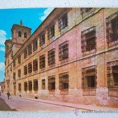 Postales: POSTAL DE ALMAGRO -Nº5- ANTIGUA RESIDENCIA DE JESUITAS (AL FONDO PARROQUIA DE SAN BARTOLOMÉ...) 1966. Lote 9116306