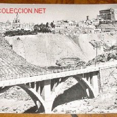 Postales: ANTIGUA POSTAL DE TOLEDO - VISTA PARCIAL - NO CIRCULADA - ED. DOMINGUEZ.. Lote 2435165