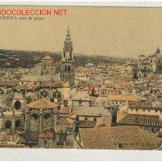 Cartes Postales: (PS-507) POSTAL DE TOLEDO - A VISTA DE PAJARO.. Lote 2765882
