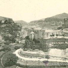 Postales: CUENCA. COLEGIO DE SAN PABLO. POSTAL BLANCO Y NEGRO, C. 1925. CU . Lote 27514221