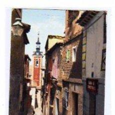 Postales: TOLEDO. CUESTA DE SAN JUSTO. PURGER & CO. 2771 REVERSO SIN DIVIDIR. SIN CIRCULAR.. Lote 10957230