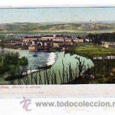 Postales: TOLEDO. FÁBRICA DE ARMAS. PURGER & CO. 2212 REVERSO SIN DIVIDIR. SIN CIRCULAR.. Lote 15142893