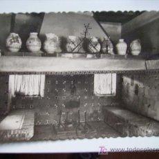Postales: TOLEDO, COCINA DE LA CASA DEL GRECO. Lote 27267554