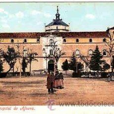 Postales: POSTAL DE TOLEDO Nº 2196 HOSPITAL DE AFUERA PURG & Cº. Lote 11155713