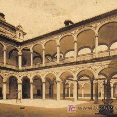 Postales: TARJETA POSTAL DE TOLEDO Nº 52. PATIO DEL HOSPITAL DE SAN JUAN BAUTISTA.. Lote 268451444