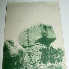 Postales: ANTIGUA POSTAL DE CUENCA - CIUDAD ENCANTADA - HAE - SIN CIRCULAR. Lote 11560172