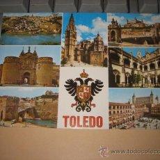 Postales: 82.-TOLEDO VISTA GENERAL . Lote 11639212
