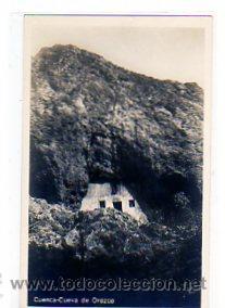 CUENCA. CUEVA DE OROZCO. REVERSO DIVIDIDO. ACABADO FOTOGRÁFICO. SIN CIRCULAR. (Postales - España - Castilla La Mancha Antigua (hasta 1939))