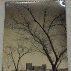 Postales: POSTAL TOLEDO CASTILLO DE SAN SERVANDO AÑOS 50. Lote 12448588