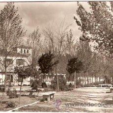 Postales: POSTAL MOTILLA DEL PALANCAR PARQUE INMACULADA . Lote 12099452