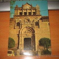 Postales: 3.-TOLEDO.-PORTADA DEL ANTIGUO HOSPITAL DE SANTA CRUZ.-GOMEZ.-CIRCULADA. Lote 12518233