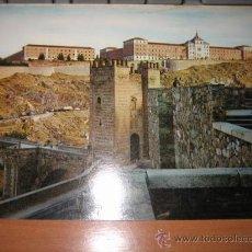 Postales: 1256.-TOLEDO.PUENTE DE ALCANTARA Y ACADEMIA DE INFANTERIA.-L.ARRIBAS. Lote 12518274