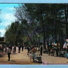 Postales: ALBACETE. PARQUE DE LOS MARTIRES. EDIC. GARCIA GARRABELLA. Lote 12780237