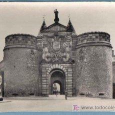 Postales: TOLEDO. PUERTA DE VISAGRA. HELIOTIA ARTISTICA ESPAÑOLA. 1963. Lote 12780439