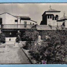 Postales: TOLEDO. CASA DEL GRECO. HELIOTIA ARTISTICA ESPAÑOLA. 1963. Lote 12780463