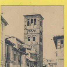 Postales: POSTAL-TOLEDO 8-HAUSER Y MENET-TOLEDO -IGLESIA DE SANTO TOME-P 677. Lote 18508146